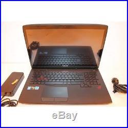 Ordinateur portable ASUS ROG G751JM-T3001H