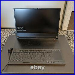 Ordinateur portable ASUS ROG Zephyrus GX535GXR-Z086R