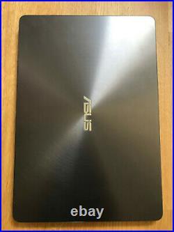 Ordinateur portable ASUS UX430UNR 16Gb RAM 512Gb SSD Ecran IPS 1920x1280 mat