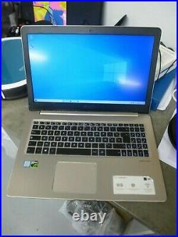 Ordinateur portable Asus N580GD-E4397T (hors service)