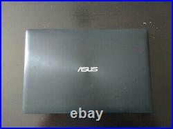 Ordinateur portable Asus X553M noir en très bon état