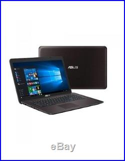 Ordinateur portable Asus X756UQ-TY292T 17.3' HD+ Processeur Intel Core i7 7500U