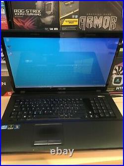Ordinateur portable Asus X93S Intel Core i7 Geforce GT 540M 1Go 8Go 1To 18,4