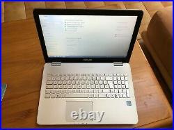 Ordinateur portable PC Asus i7 écran 15 pouces Occasion