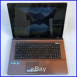 Ordinateur portable asus x73sv-Ty022v 17.3 pouces i5