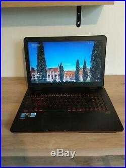 Ordinateur portable gamer Asus ROG G551JW-DM364T
