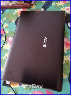Ordinateur portable i7 Asus N76V (très bon état)