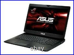 Ortinateur / PC portable Gamer ASUS ROG G750JX-CV030H Core i7 4700HQ / 2.4 GHz