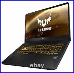 PCPortable Gamer ASUS TUF705DT-H7113T 17,3 FHD 120Hz Ryzen 7-3750H RAM 1