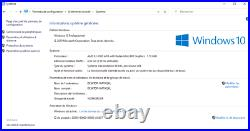 PC ASUS X55U / 4GO de Ram / 15,6pouces / WINDOWS 10 DUAL-CORE