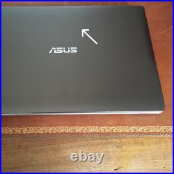PC Asus Tactile Puissant Intel i7 SSD 512Go 12Gb Ram Nvidia GeForce 15,6