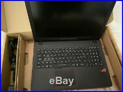 PC GAMEUR ASUS GL553VD-DM572T 15 /i7 7700H /4Go /128Go SSD /1To /GTX1050 NEUF