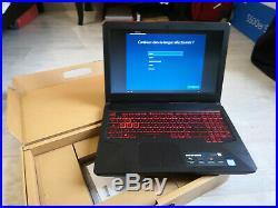 PC GAMEUR ASUS TUF504GD-DM912 15 /i5-8300H / 8 Go /1To /GTX1050 NEUF