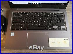 PC Ordinateur PORTABLE Asus S410UN-EB075T i7-8550U 8Go 120Go SDD 1To HDD Geforce