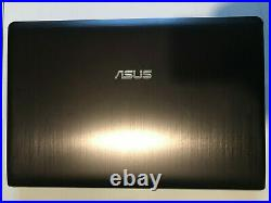 PC PORTABLE ASUS N76VM 17.3 INTEL CORE i7 8GO 480 SSD + 1TO WIN10 EXCELLENT ÉTAT