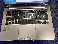 PC PORTABLE ASUS UX303LN-C4175H I7 8GO RAM 1000GO HDD FONCTIONNEL VITRE FISSURÉ