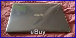 PC PORTABLE ASUS UX550VE-E3159T 4K i7-7700HQ RAM 16Go 512Go SSD GTX 1050ti