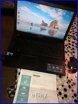 PC PORTABLE GAMER ASUS R510JX DM225T 15.6 Intel Core i5-4200H 6 Go de mémoire