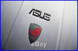 PC PORTABLE GAMER ASUS ROG G552VW-DM432T 15.6 i7-6700HQ 16 Go GTX960M