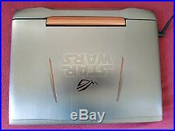 PC PORTABLE GAMER ASUS ROG G752VY i7 6700HQ 3.5ghz 32go ram gtx 980m 4GO M2 17.3