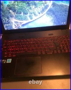 PC PORTABLE GAMER RoG i7 Asus