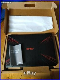 PC Portable ASUS TUF Gaming FX504
