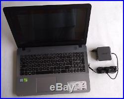 PC Portable ASUS i7 (7ème Gen) 4Go RAM DDR4 1 To Disque GeForce 920M 2 Go