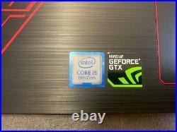 PC Portable Asus GAMER NEUF FX570 i58250 GTX GeForce 1050 Module M2 et SSD