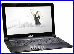 PC Portable Asus N53S 15.6 I7 750 Go 16 Go GeForce GT540M Win10 -1