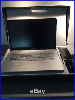 PC Portable Asus N752VX-GC295T 17.3