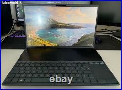 PC Portable Asus Zenbook 14' Duo i5 screenpad+