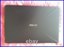 PC Portable Gamer ASUS TUF705DU-H7083- 17,3FHD Ryzen 7-3750H- RAM 16Go