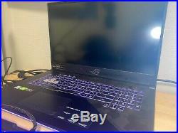 PC Portable Gamer Asus ROG strix scar II g715gv-ev043r RTX 2060 Intel i7
