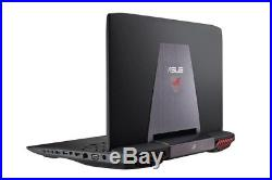 PC Portable Gamers Asus ROG G751JY-T7378H 17.3