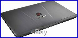 PC Portable Gaming Asus REPUBLIC OF GAMERS GL752VW. En très bon état