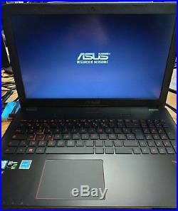PC Portable Gaming Asus ROG G552VW