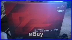 PC Portable Gaming Asus ROG G552VW. Comme neuf avec boite origine