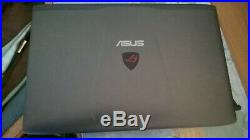 PC Portable Gaming Asus ROG G552VW. Comme neuf avec facture et boite origine