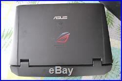 PC Portable ordinateur asus rog G75VX 17,3 pouces HD gtx670mx i7 TBE avec boite