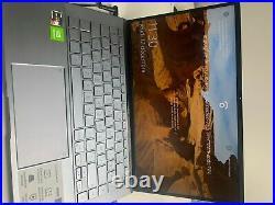 PC gamer Asus Zenbook 14 Ryzen 7 Gefore MX350