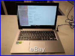 PC ordinateur portable Asus Zenbook UX303UB-C4127T i7-6500U 8GO 512GO SSD