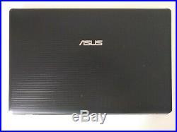 PC portable 17 pouces Asus X75VD (Intel Core i3 GeForce 610M 4Go 750 Go)
