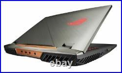 PC portable ASUS ROG-GRIFFIN-G703GI-E5083T NVIDIA GeForce GTX 1080 8Go (AZERTY)