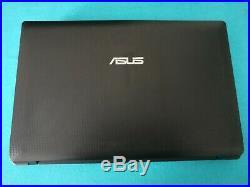 PC portable- ASUS-X54H avec Windows 10 & (15,6 pouces)