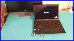 PC portable- ASUS-X54H de (i3) avec Windows 10 & (15,6 pouces)