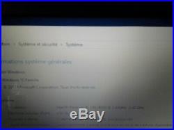 PC portable- ASUS-X55A avec Windows 10 & (15,6 pouces)