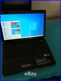 PC portable- ASUS- X70i avec Windows 10 & (17,3 pouces) 1Go de Graphique