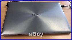 PC portable ASUS Zenbook UX501JW-CN128H 128 SSD + 1 TO SSD + 12 Go RAM garanti