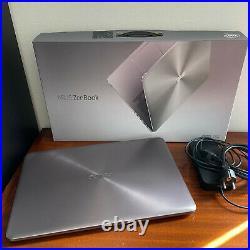 PC portable ASUS Zenbook UX510U