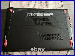 PC portable Asus ROG Strix GL753VE I7 7700HQ 16GO RAM 256 SSD GTX1050TI (HS)